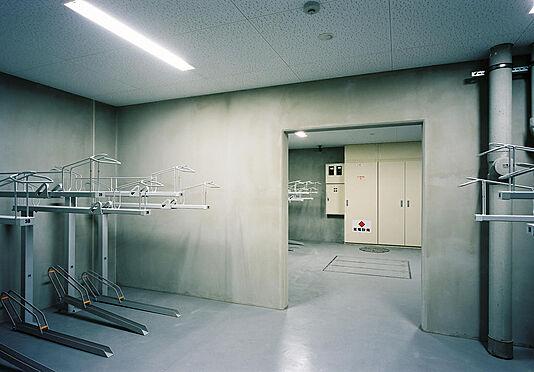 マンション(建物一部)-大阪市天王寺区上本町5丁目 屋内二段式駐輪場