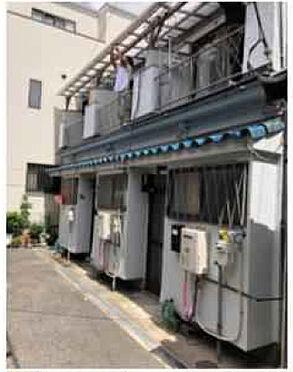 アパート-大阪市住吉区沢之町2丁目 外観