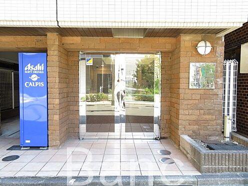 中古マンション-千代田区神田東松下町 管理の行き届いたエントランス。