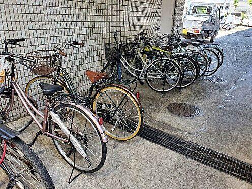 区分マンション-八王子市元横山町2丁目 駐輪場も完備しています。