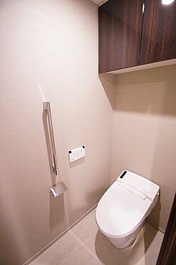 中古マンション-江東区有明2丁目 手洗付タンクレストイレ