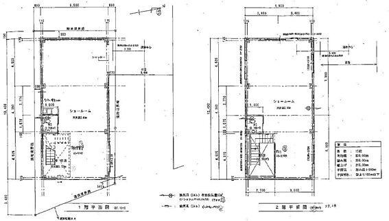 店舗(建物全部)-川崎市幸区南加瀬4丁目 平面図