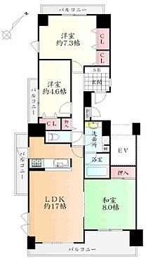 マンション(建物一部)-神戸市北区緑町8丁目 バルコニーが複数あり