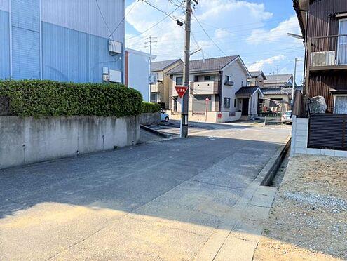 戸建賃貸-西尾市戸ケ崎3丁目 西側公道幅員約6.0m