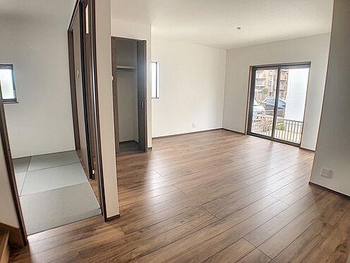 戸建賃貸-小牧市堀の内4丁目 和室を合わせると21帖超えの大空間