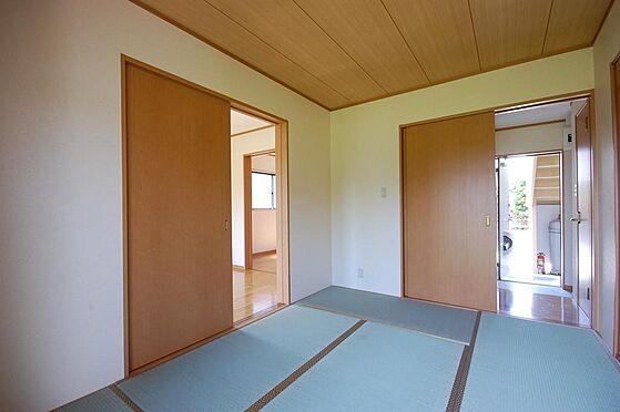 アパート-磐田市白羽 寝室