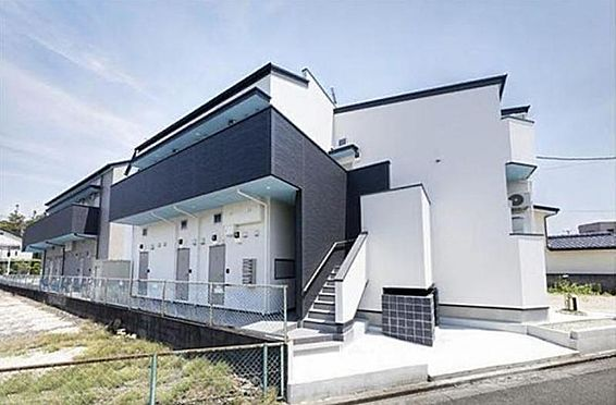 アパート-千葉市稲毛区稲毛東6丁目 外観