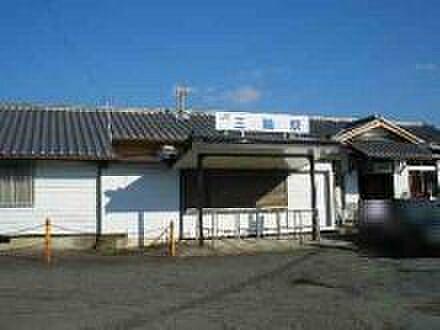 戸建賃貸-桜井市大字粟殿 三輪駅 徒歩 約7分(約560m)
