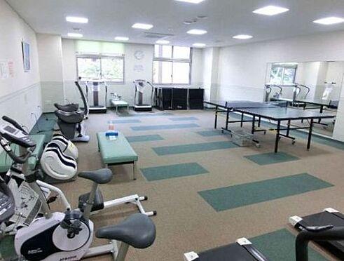 マンション(建物一部)-神戸市北区有馬町 フィットネスルーム完備