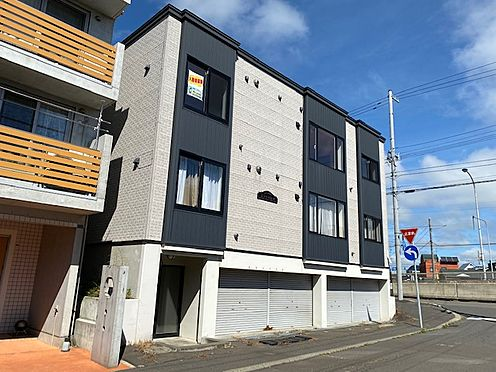 アパート-札幌市厚別区厚別西二条1丁目 外観
