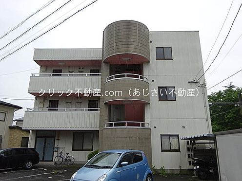 マンション(建物全部)-松本市大字島内 外観