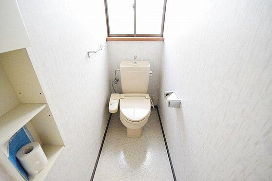 中古一戸建て-八王子市椚田町 トイレ