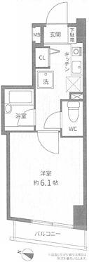 マンション(建物一部)-文京区本駒込3丁目 間取り