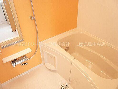 アパート-都城市都北町 1階浴室