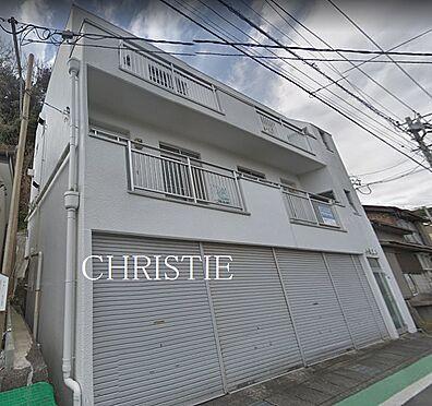 マンション(建物全部)-横須賀市西浦賀 外観