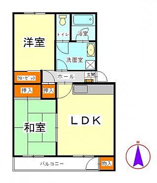 マンション(建物一部)-札幌市南区澄川四条8丁目 間取り