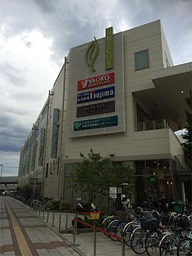 土地-川越市砂新田3丁目 ヤオコー(2377m)