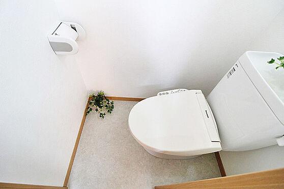 中古マンション-府中市晴見町1丁目 トイレ