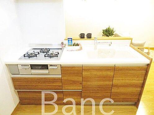 中古マンション-江東区高橋 ビルトイン浄水器完備のキッチン