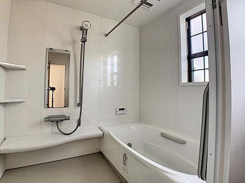 新築一戸建て-名古屋市守山区小幡北 浴室乾燥機付きの広々としたバスルーム