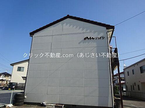アパート-宇都宮市兵庫塚3丁目 外観