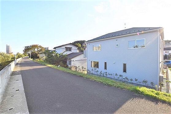 新築一戸建て-仙台市太白区越路 外観