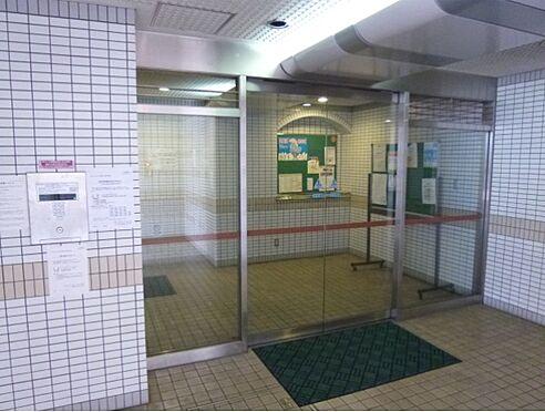 中古マンション-大阪市生野区新今里3丁目 毎日通るエントランスです