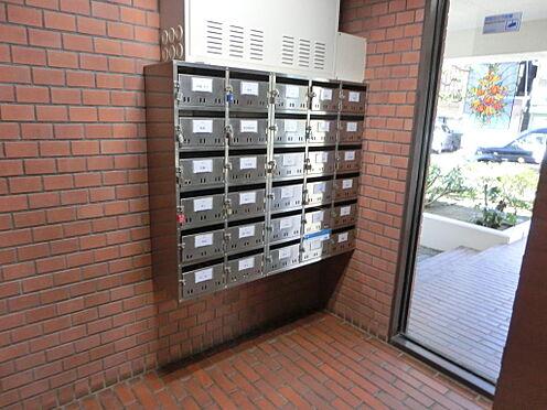 マンション(建物一部)-足立区西新井本町3丁目 郵便ボックスです。