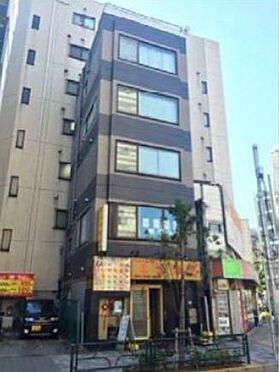 収益ビル-文京区大塚3丁目 外観