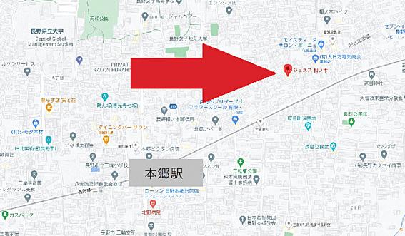 マンション(建物一部)-長野市三輪 その他