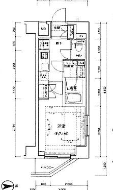 マンション(建物一部)-中野区弥生町2丁目 間取り