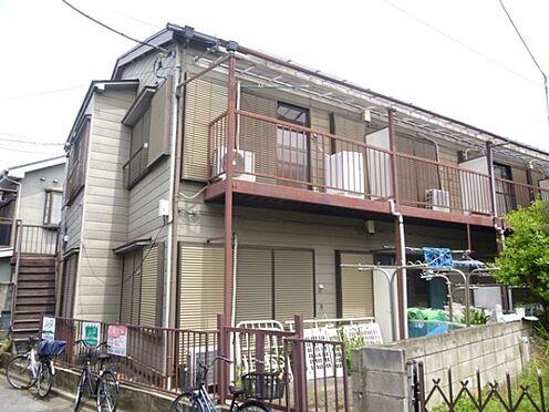 アパート-葛飾区細田4丁目 外観