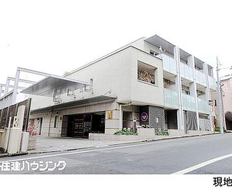 マンション(建物一部)-渋谷区神山町 外観
