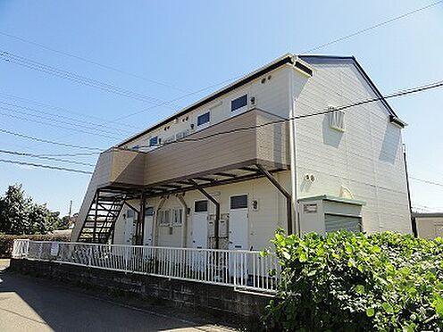 アパート-富里市七栄 外観