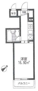 マンション(建物一部)-横浜市金沢区富岡西7丁目 間取り