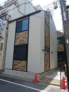 アパート-台東区浅草5丁目 外観です。