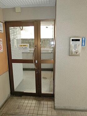 マンション(建物一部)-横浜市中区英町 オートロック完備しております。