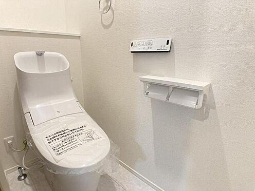 戸建賃貸-名古屋市南区呼続1丁目 トイレ(こちらは施工事例となります。)