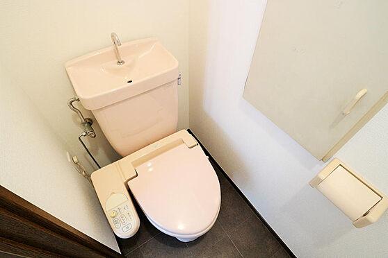 建物全部その他-狭山市広瀬台3丁目 1F:トイレ