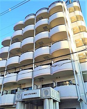 区分マンション-大阪市東成区東中本1丁目 外観