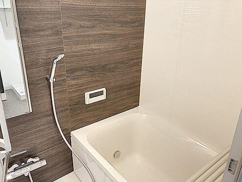 区分マンション-半田市西新町 1日の疲れを癒す浴室