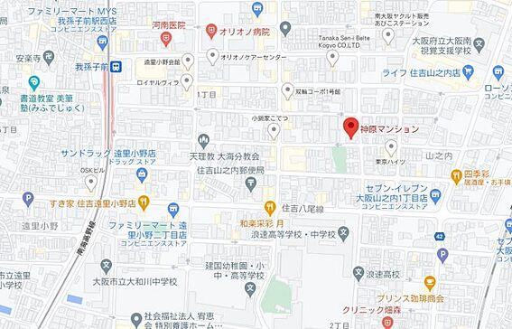 一棟マンション-大阪市住吉区山之内1丁目 その他