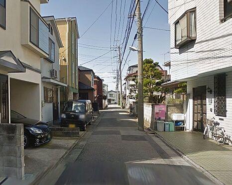 アパート-葛飾区鎌倉3丁目 前面道路