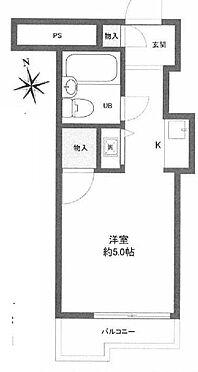中古マンション-葛飾区お花茶屋2丁目 間取り