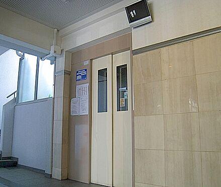 マンション(建物一部)-大阪市淀川区木川西4丁目 エレベーターは防犯モニター搭載