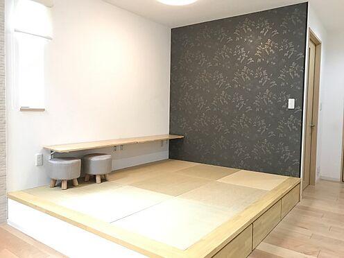 中古一戸建て-豊田市神池町2丁目 畳コーナーは小上がりになっており、腰掛けてみたり家事スペースとして使用してください!