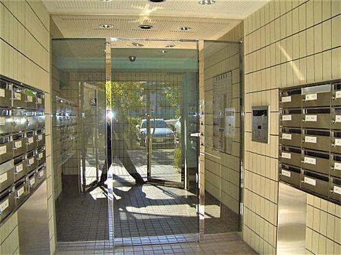 マンション(建物一部)-豊島区巣鴨5丁目   綺麗に清掃されております