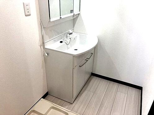 アパート-和歌山市紀三井寺 洗面