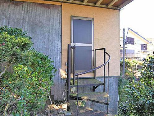 中古一戸建て-伊東市宇佐美 地下には納戸があります
