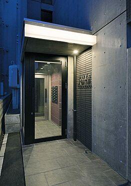 マンション(建物全部)-札幌市中央区南十条西12丁目 エントランス